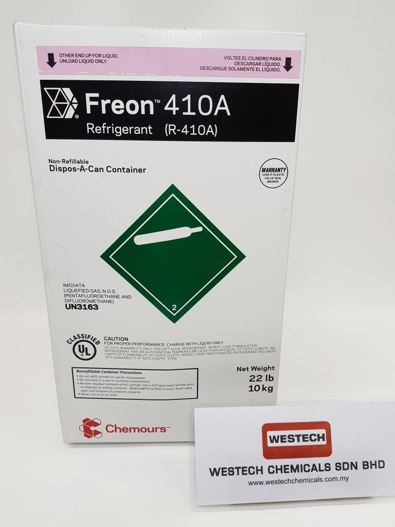 Chemours Freon 410A (TS)