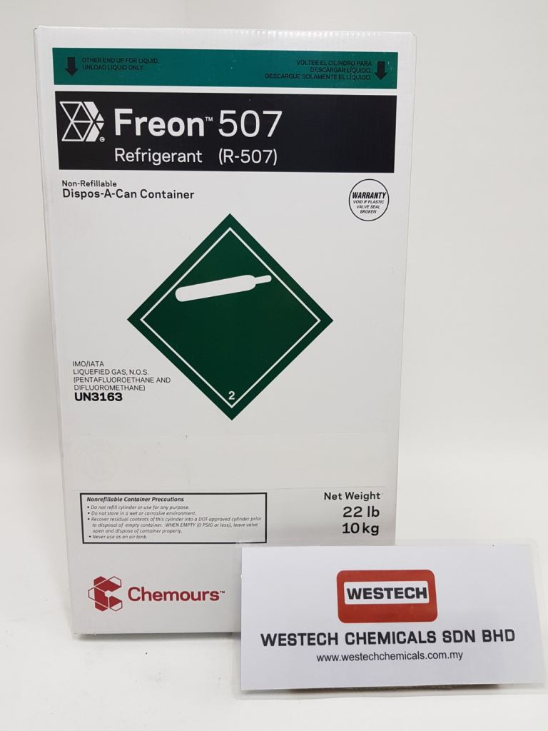 Chemours Freon 507