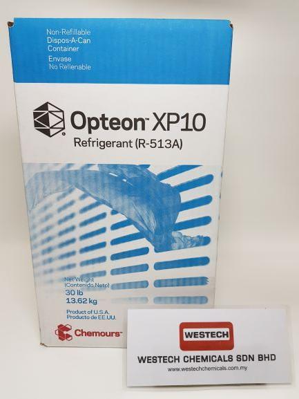 Opteon XP10 (R-513A)