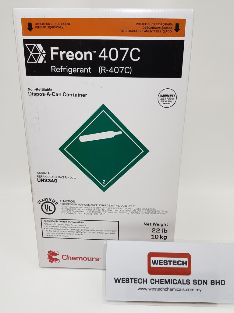 Chemours Freon 407c (TS)