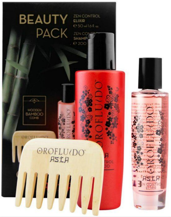 OROFLUIDO ASIA BEAUTY PACK
