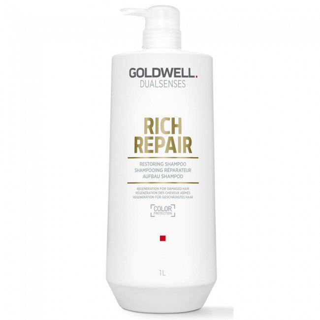 Dualsenses Rich Repair Cream Shampoo 1L