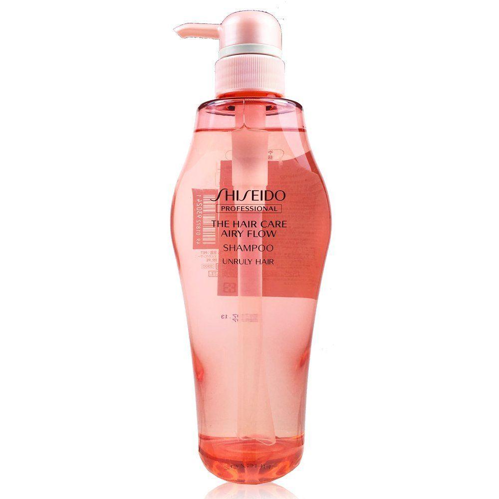 Shiseido The Hair Care Airy Flow Shampoo (Unruly hair) 500ml