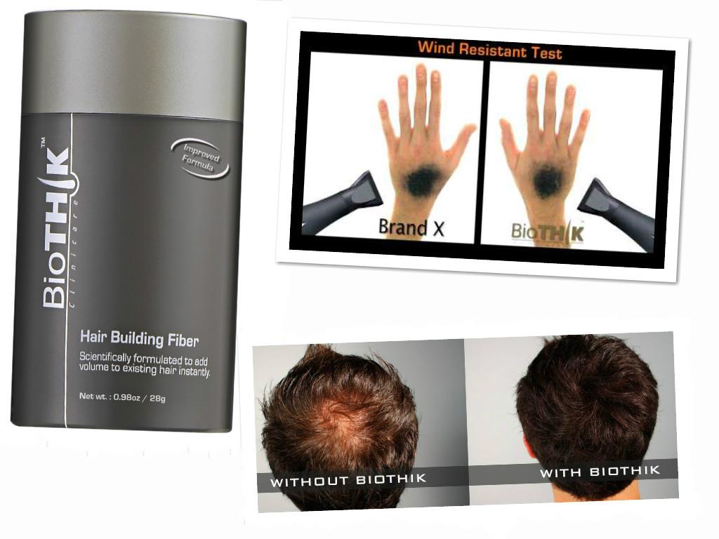 Biothik Hair Building Fiber 28g