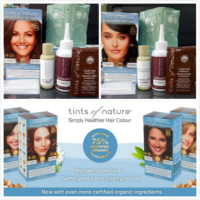 Tints of Nature Ammonia-Free Permanent Hair Color