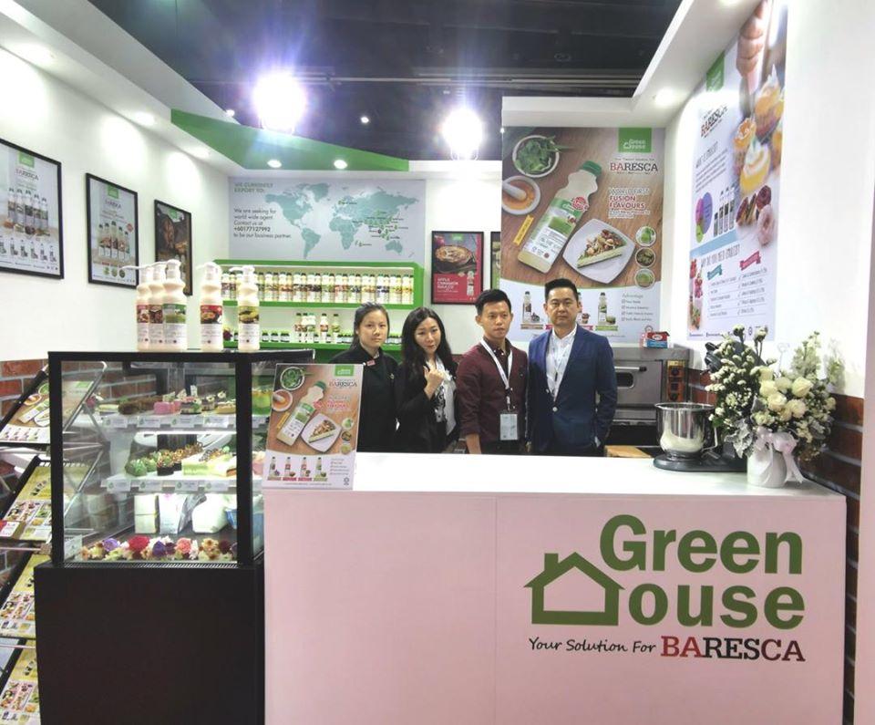 Sabah Bakery & Hospitality Expo 2019.