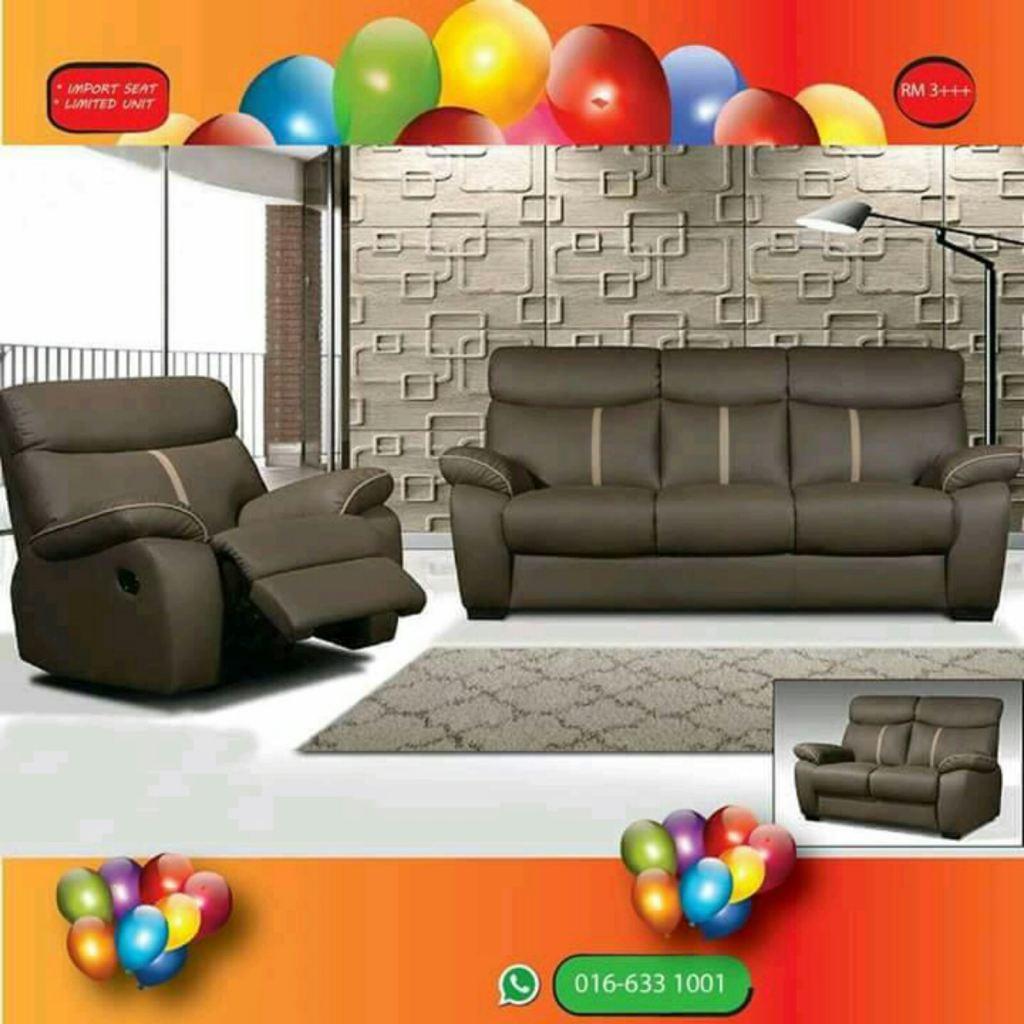 1R+2+3 Sofa