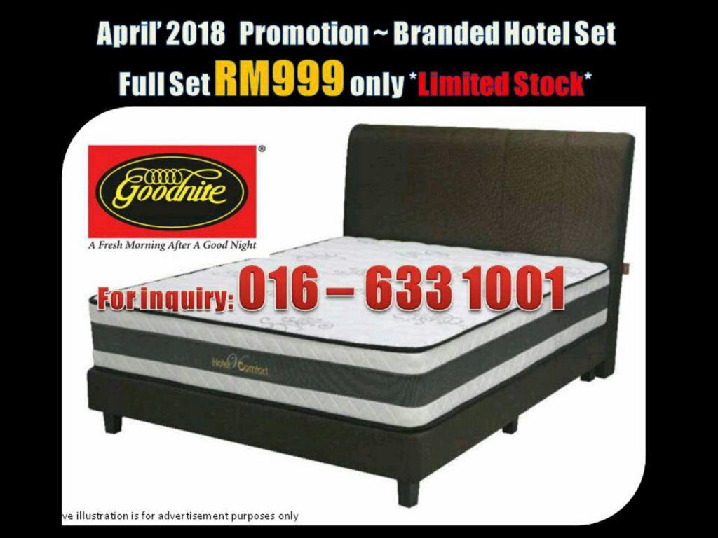 April'2018 Promotion