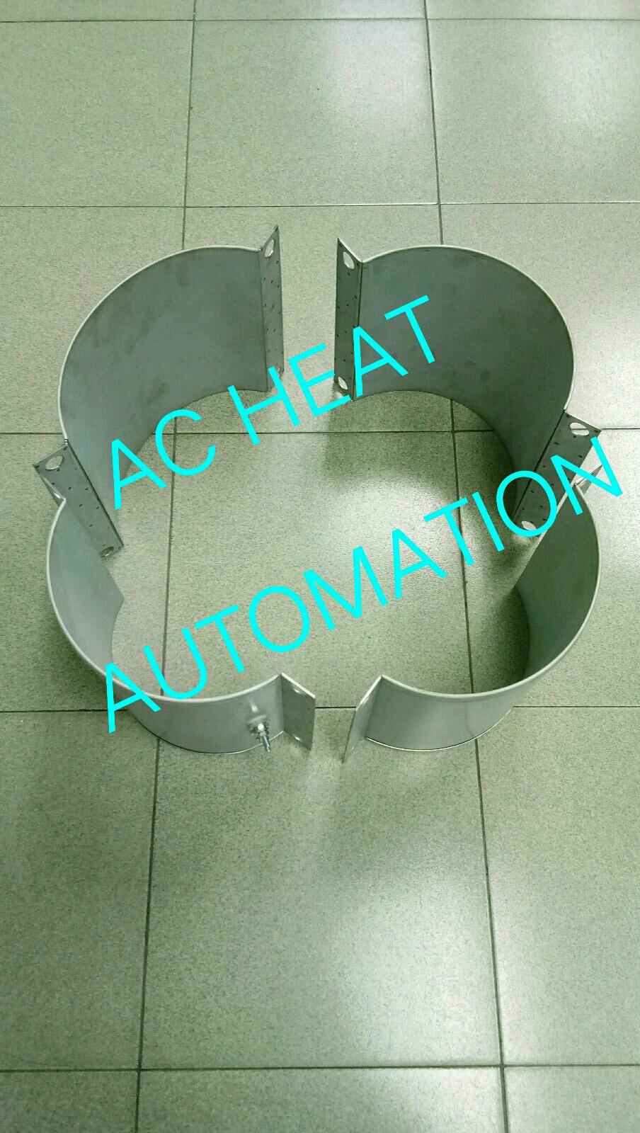 AC HEAT SEMI BAND HEATER