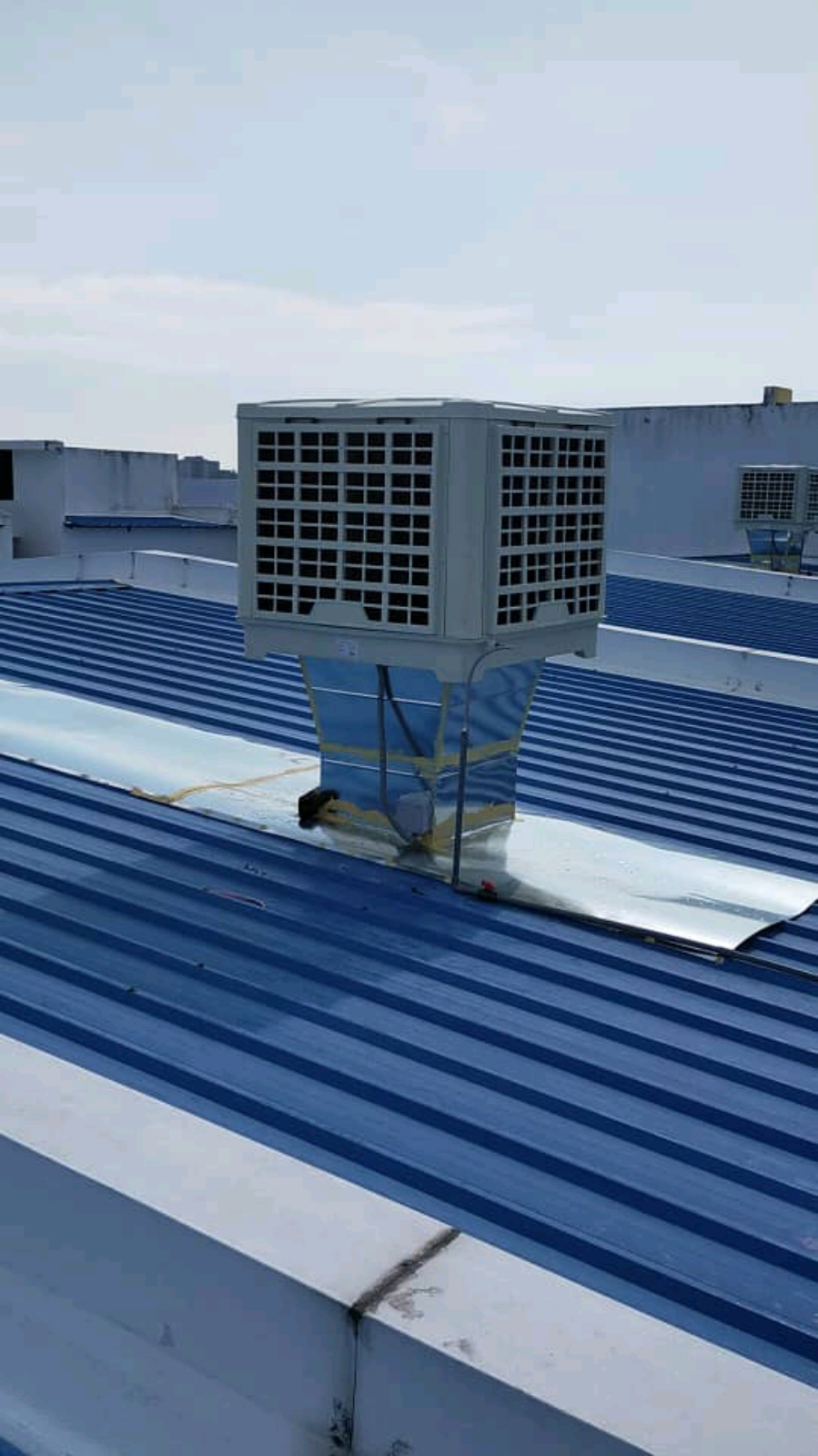 Industrial Inverter Air Cooler