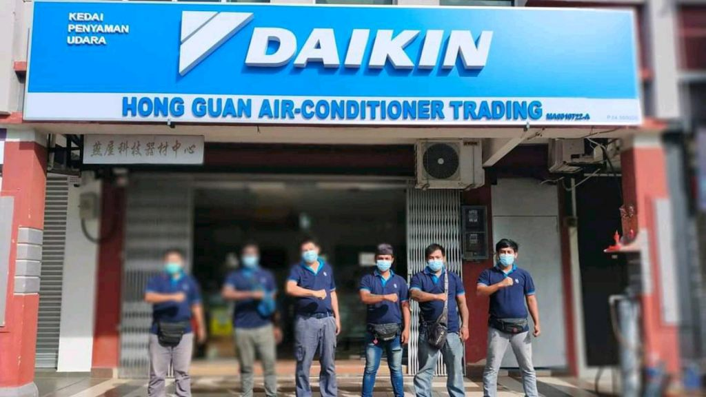 Your reliable & professional Aircond Specialist in Melaka