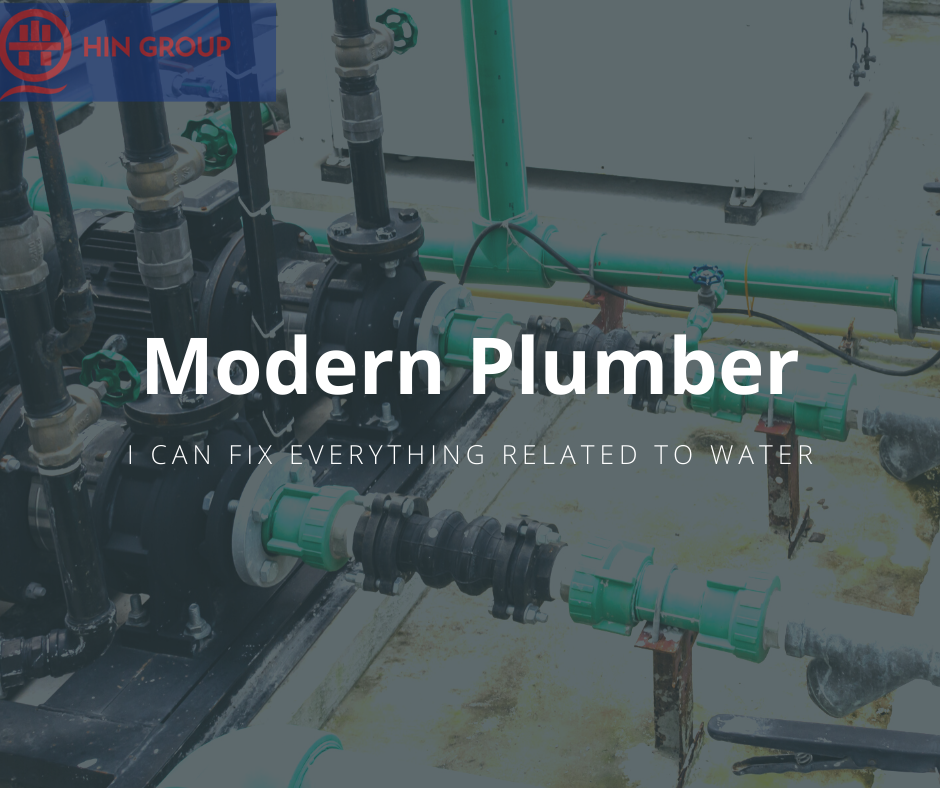 MODERN PLUMBER - I CAN FIX EVERYTHING RELATED TO WATER