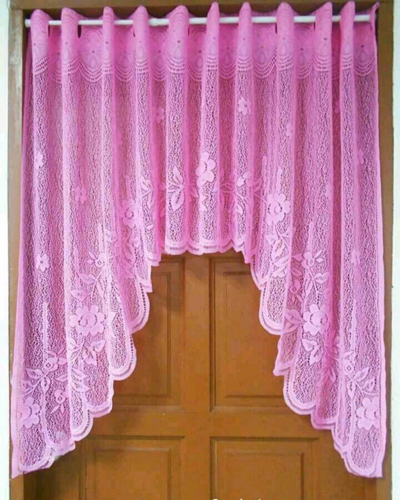 Doorlace H346 Pink