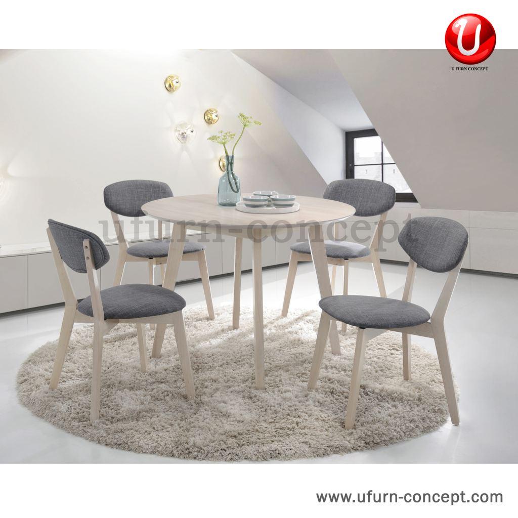Ufurn-Concept UF2007 Dining Set (1+4)