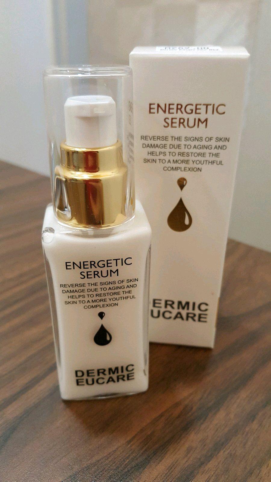 Facial Care - Energetic Serum
