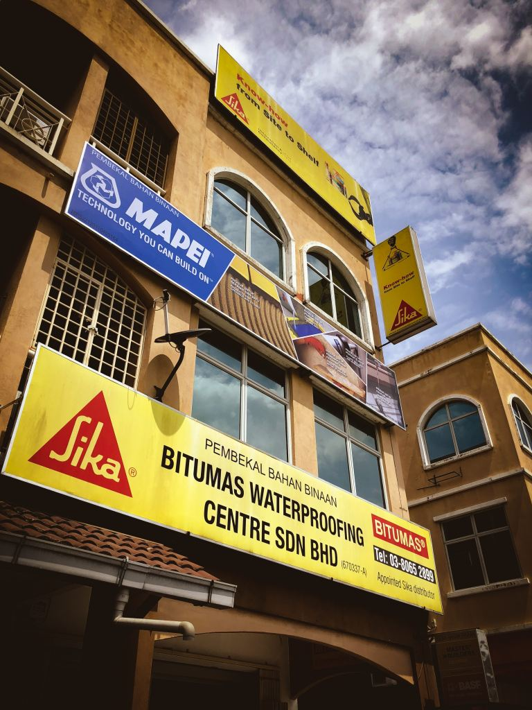 Building Waterproofing Solutions
