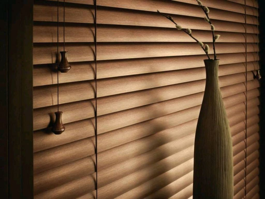 Timber Faux Blinds