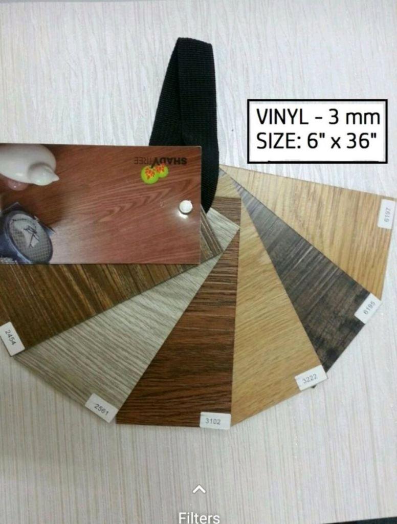 3mm Vinyl Flooring