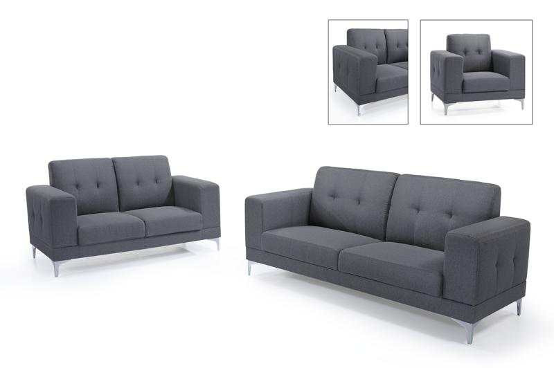 Sofa Set - M40257 (3+2+1S)