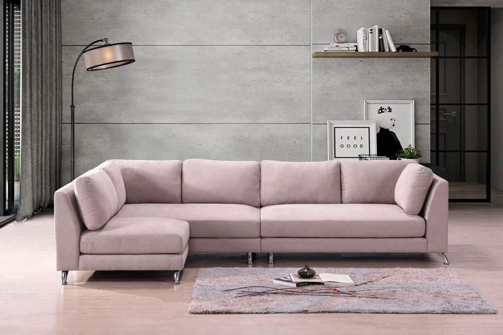M50199 - L Shape Sofa