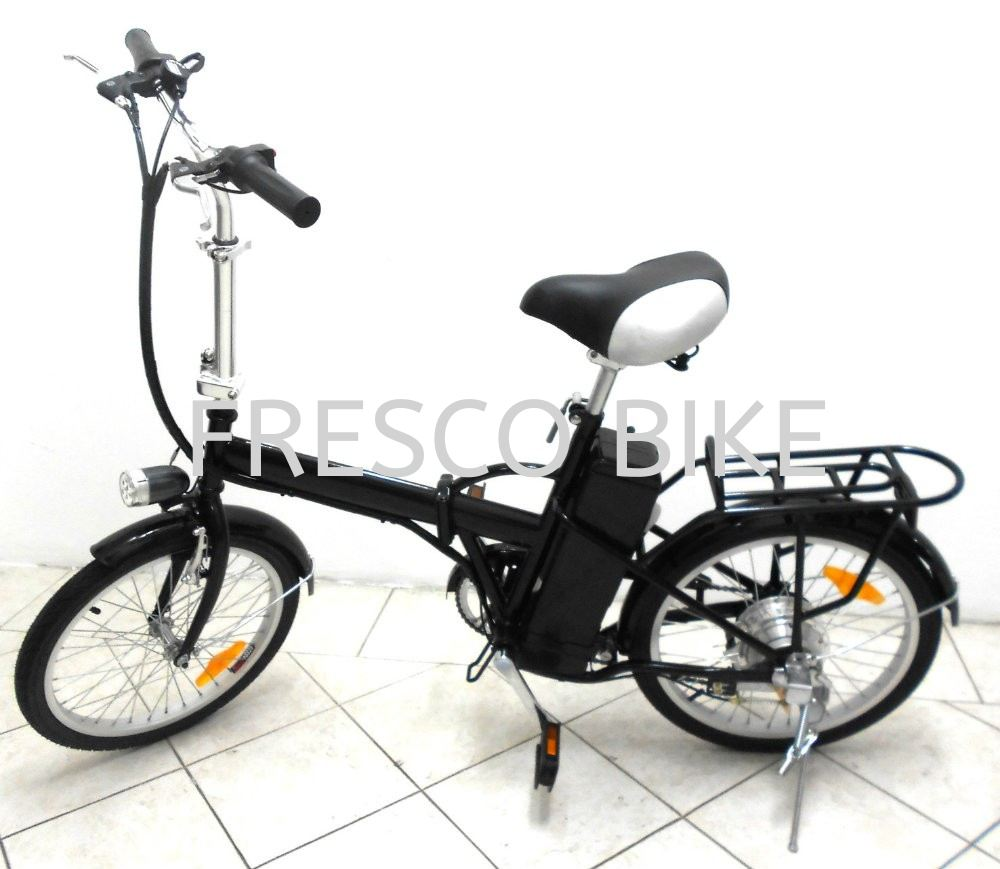ELECTRIC FOLDING BICYCLE 6 SPEED