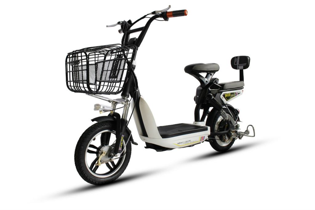 Electric Scooter Bike Bicycle 240W Lithium Battery 48V 10AH