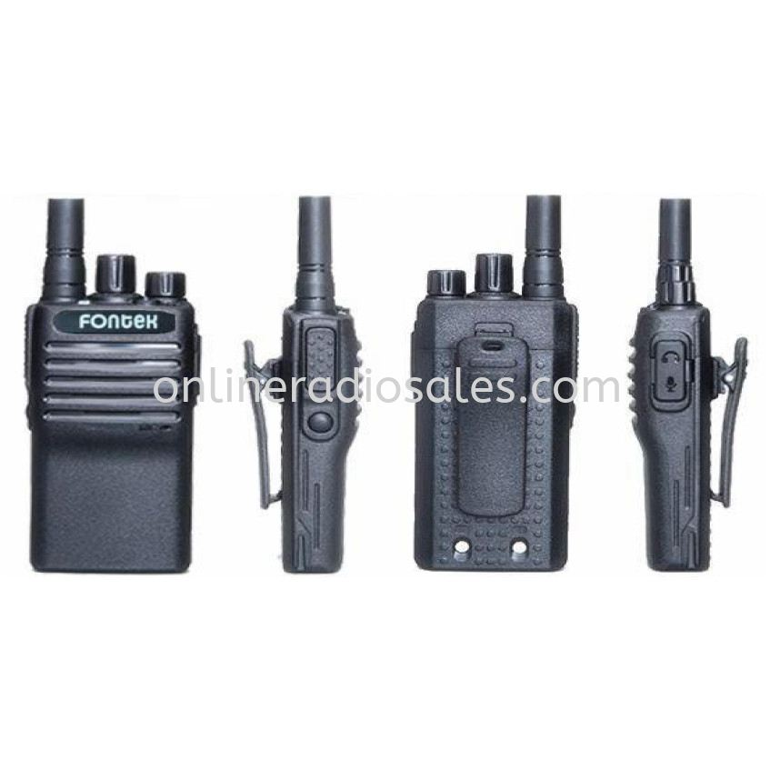 FONTEK FT-828 100Km Long Range Walkie Talkie