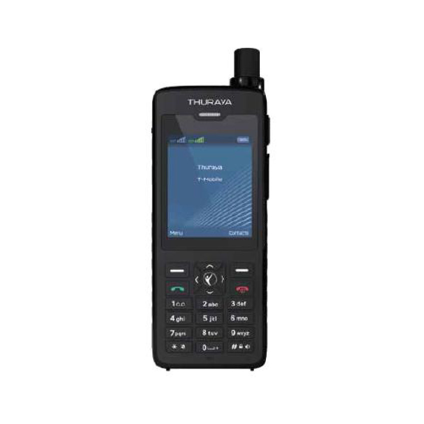 THURAYA XT-PRO-DUAL Satellite Phone