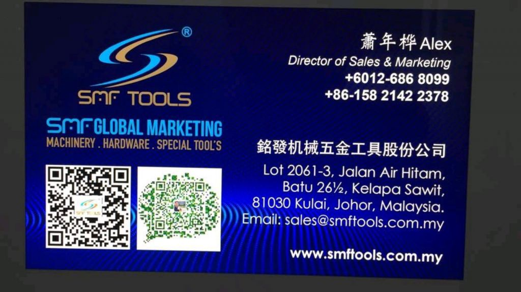SMF GLOBAL MARKETING