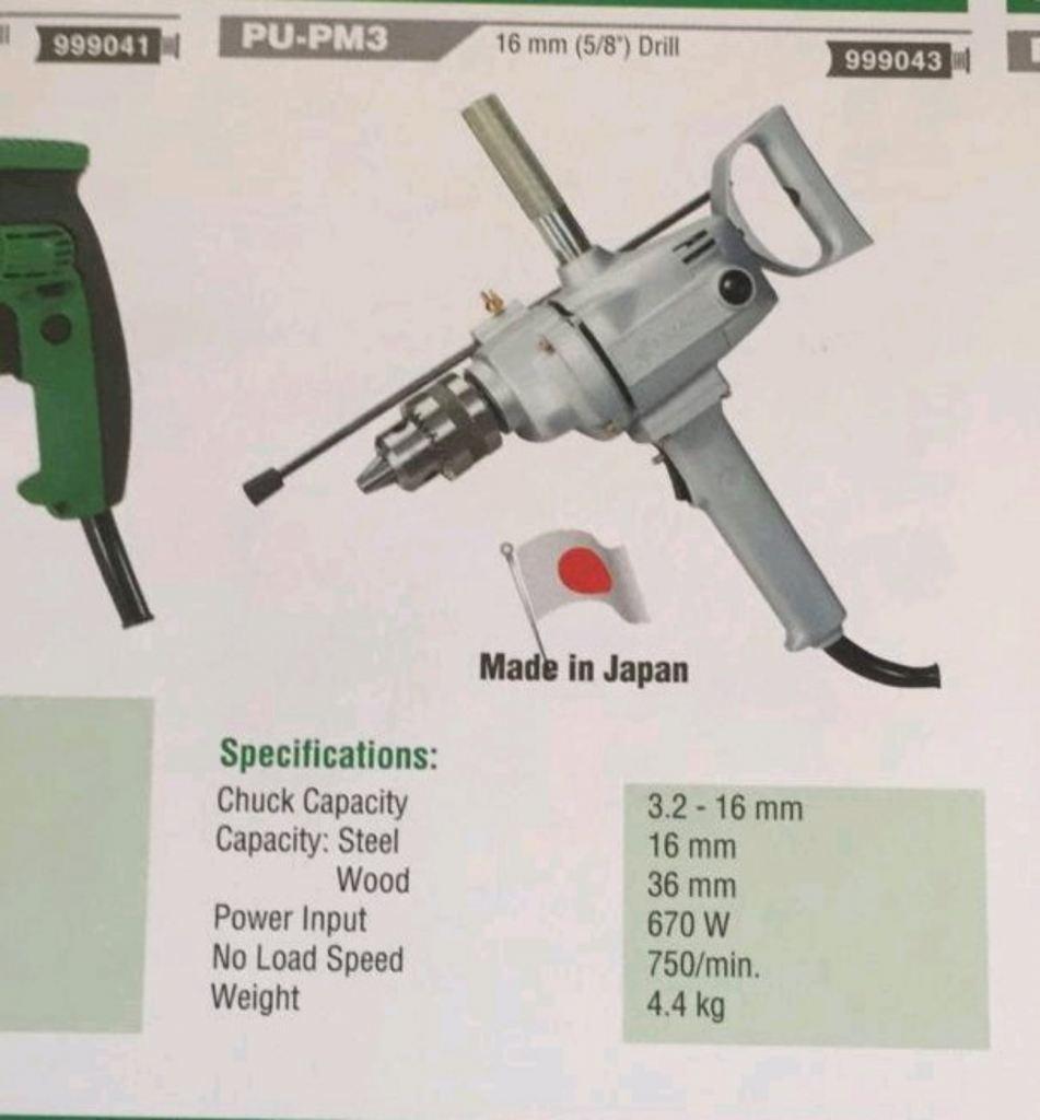 Hitachi Power Tool's