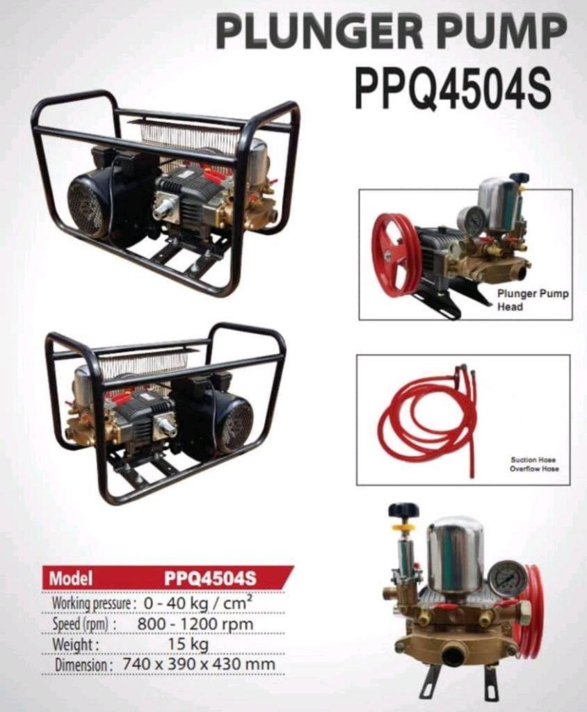 Plungers Pump