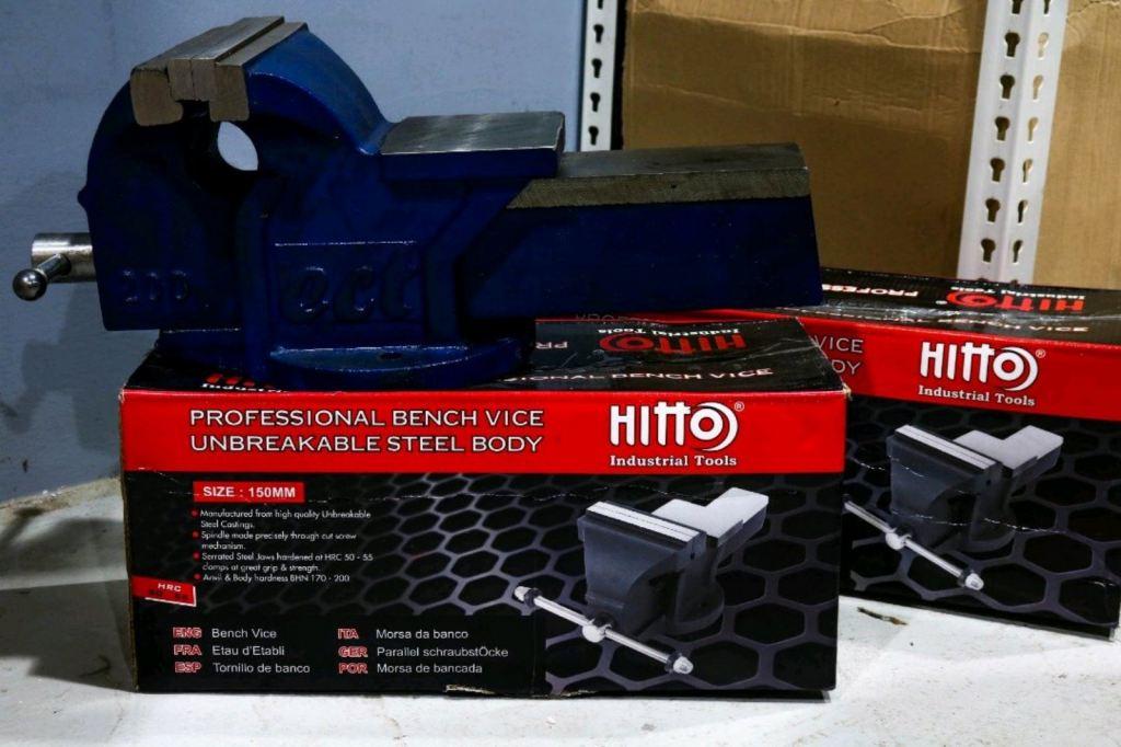 """Hitto Heavy-duty Bench Vise  6"""" 20KG"""