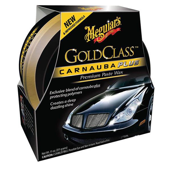 Gold Class Carnauba Plus Paste Wax