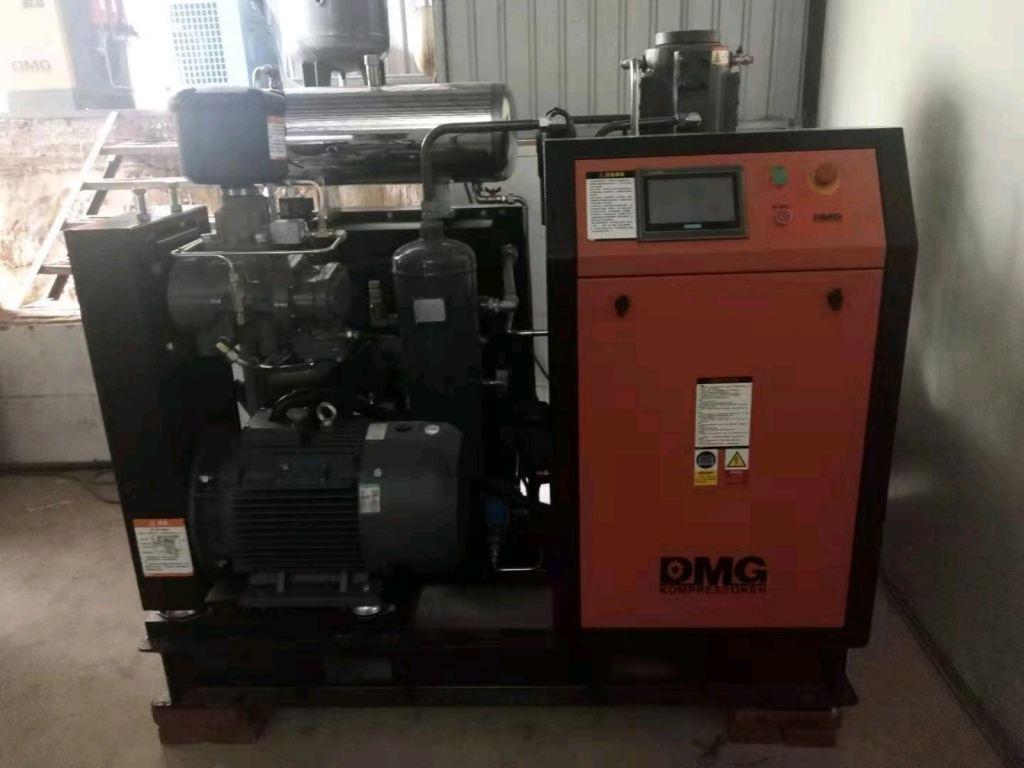 DMG High Pressure Compressor 40bar