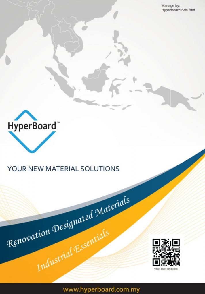 The Only One In Malaysia..Hyperboard