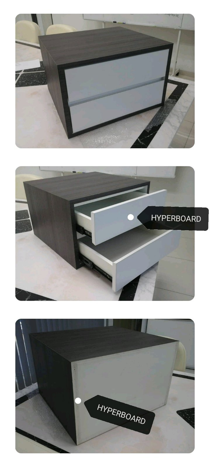 Hyperboard - Replace Plywood MDF