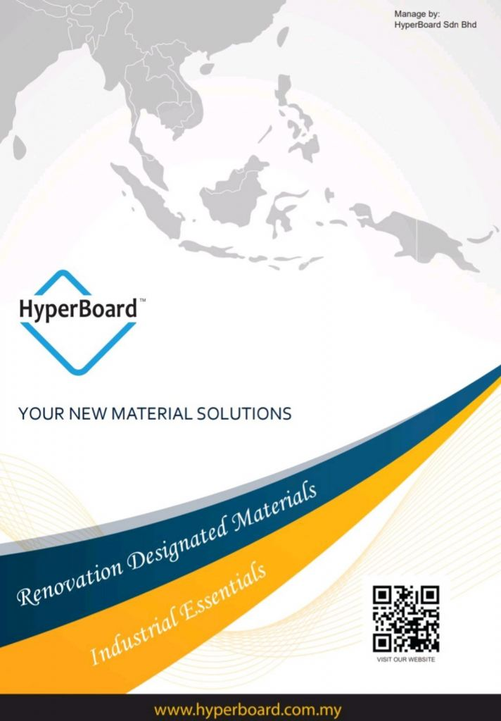 Your New Material Soultions - HYPERBOARD