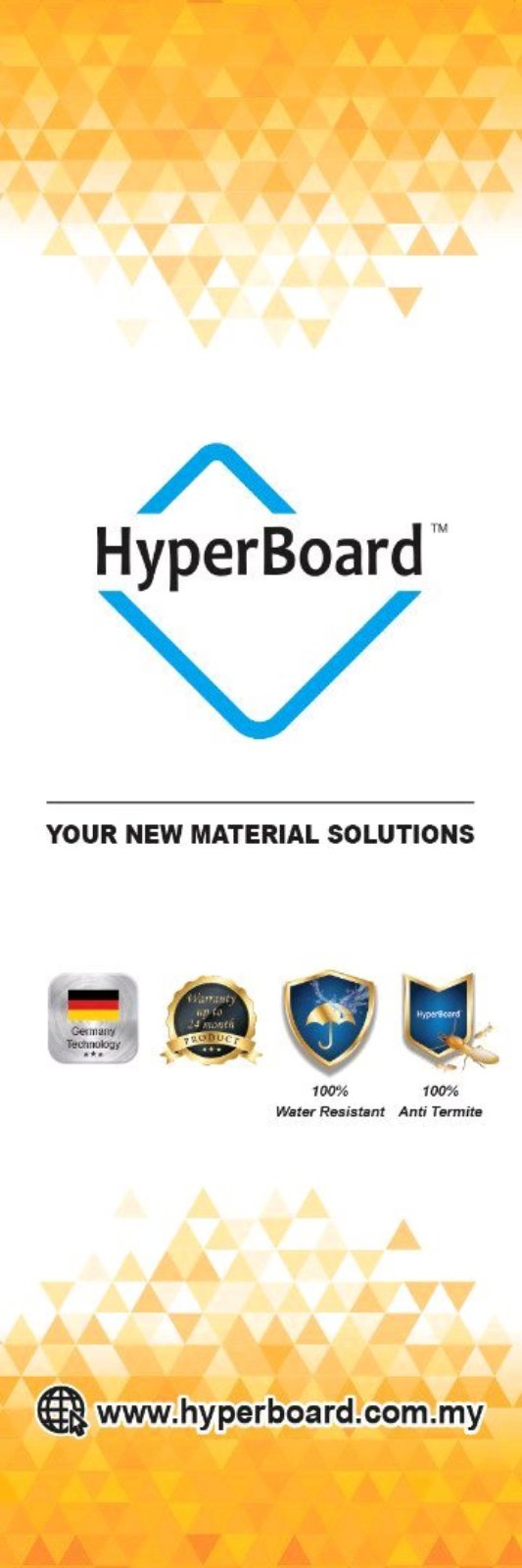 the best wood board replacement - HYPERBOARD