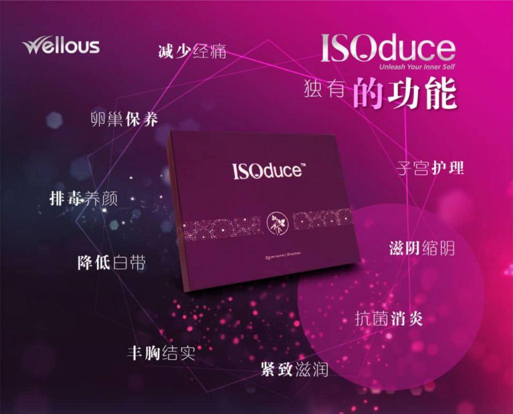 Beauty Supplements - Isoduce