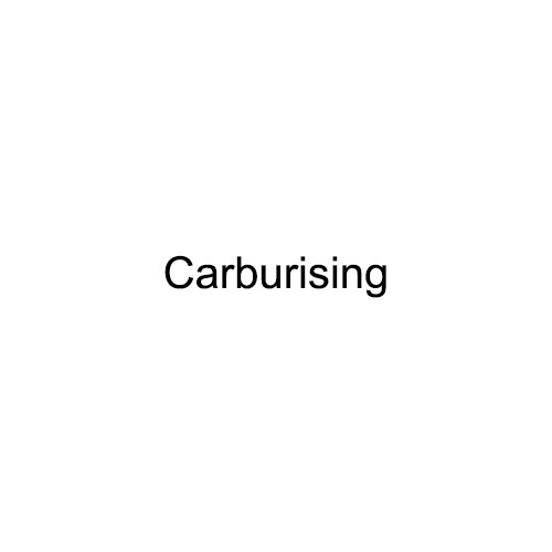 Carburising/Oil Quenching