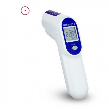 ETI RAYTEMP 3 INFRARED THERMOMETER