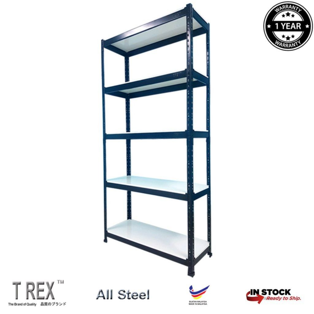T Rex Solid Boltless Storage Rack