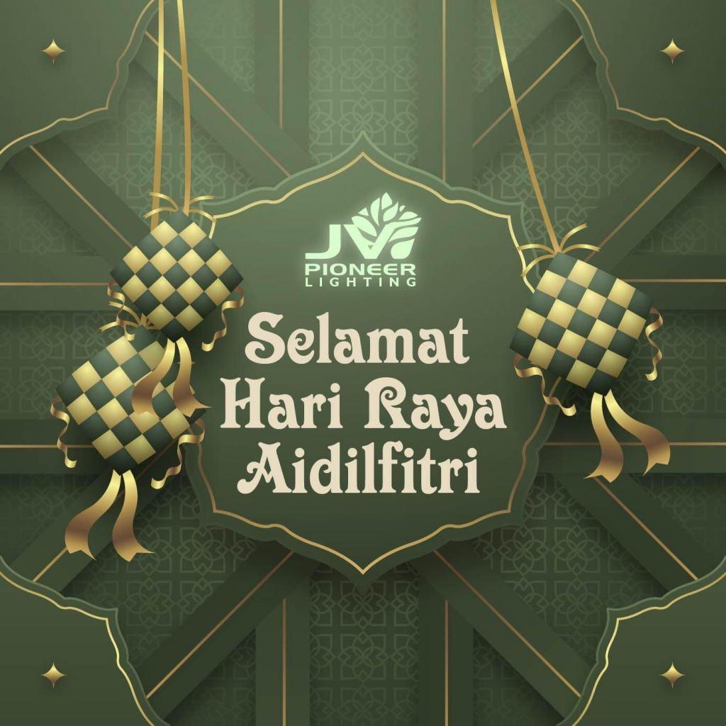 Selamat Hari Raya : JV Pioneer Malaysia