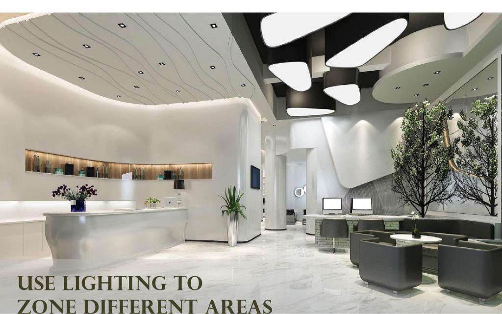 Tips For Office Lighting