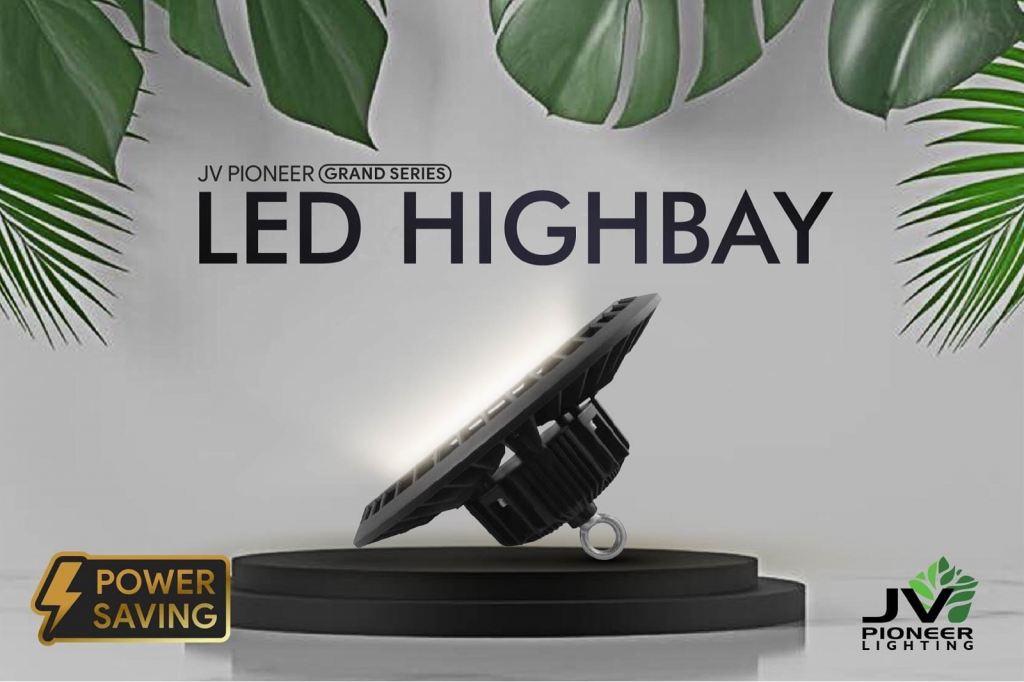 JV PIONEER LED HIGH BAY