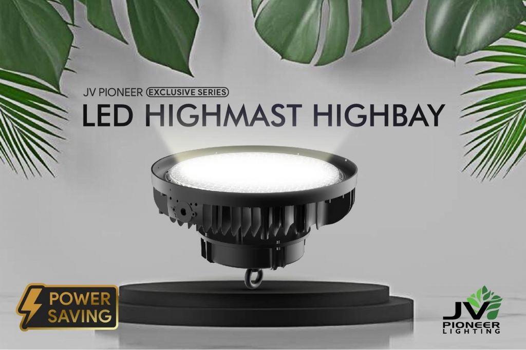 JV PIONEER LED HIGHMAST HIGH BAY
