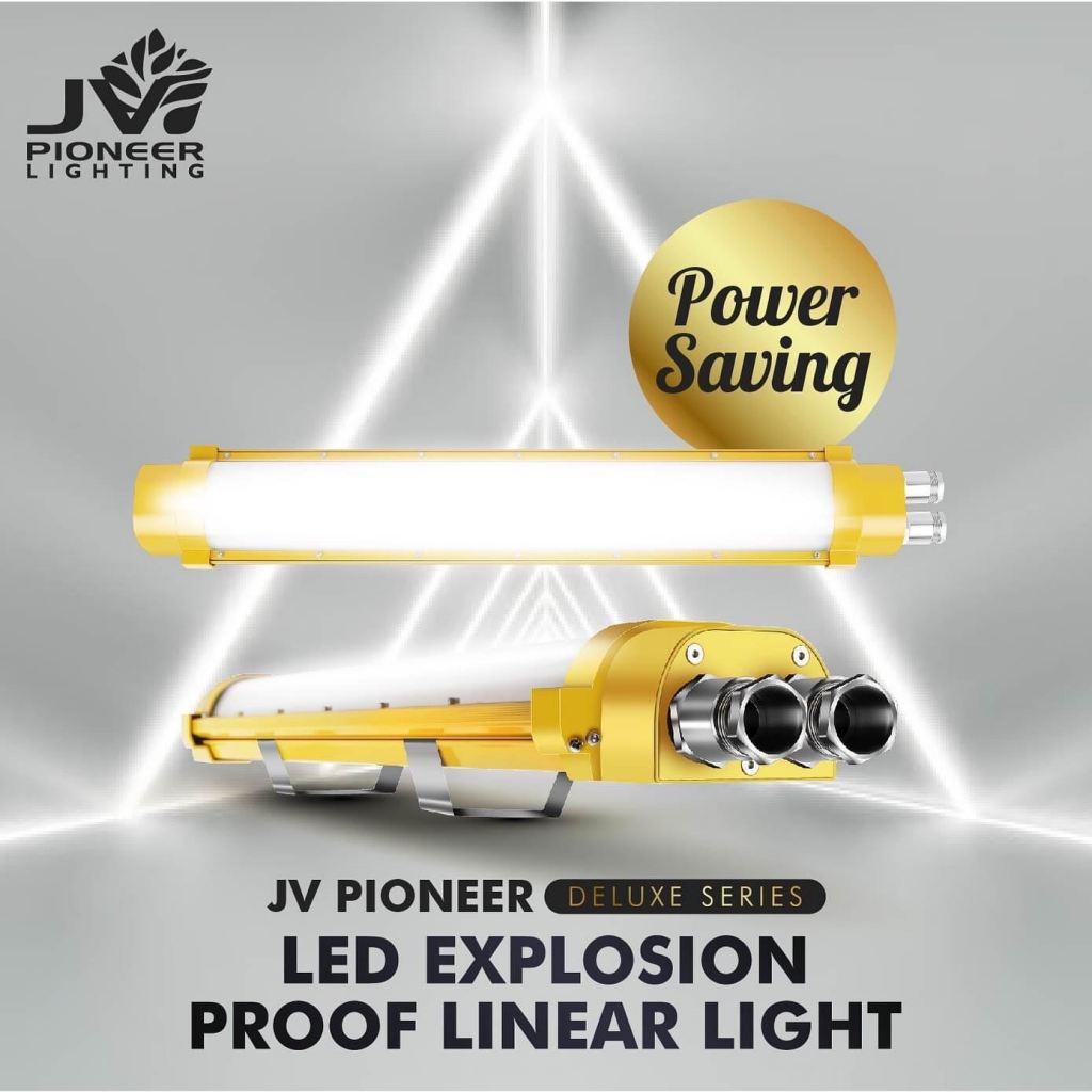 JV PIONEER LED EX PROOF LINEAR LIGHT