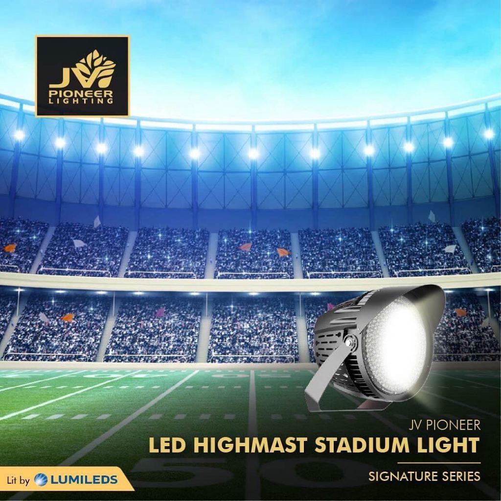 JV PIONEER LED HIGHMAST STADIUM LIGHT