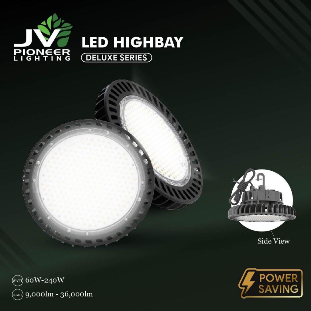 JV PIONEER LED HIGHBAY DELUXE