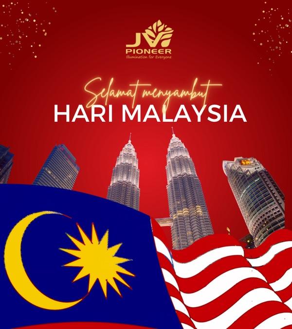 Happy Malaysia Day